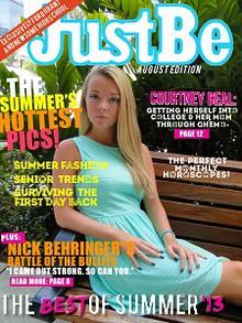 JustBe Magazine