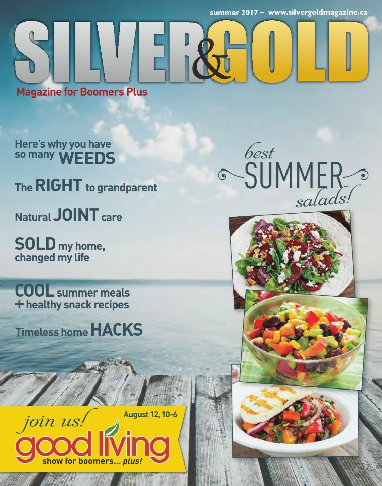 Silver and Gold Magazine Summer 2017