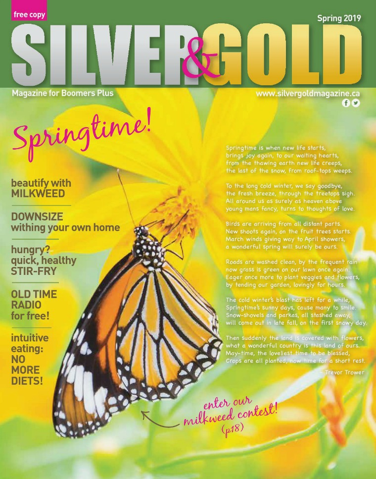Silver and Gold Magazine Spring 2019