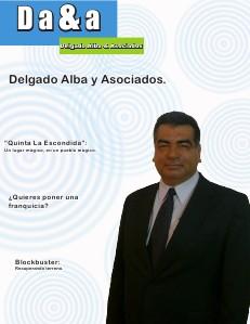 Da&a (Delgado Alba & Asociados) Agosto, 2013