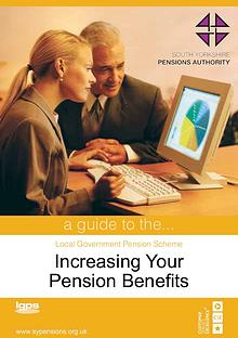 Increasing Your Pension Benefits