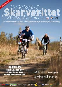Skarverittsmagasinet 2013 sep. 2013