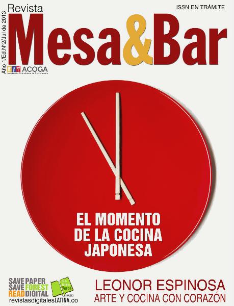 Revista Mesa & Bar Edición N° 2
