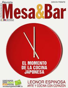 Revista Mesa & Bar