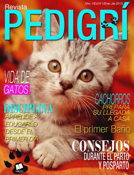 Revista Pedigrí Edición N° 1