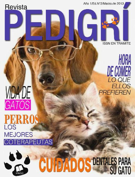 Revista Pedigrí Edición N° 2