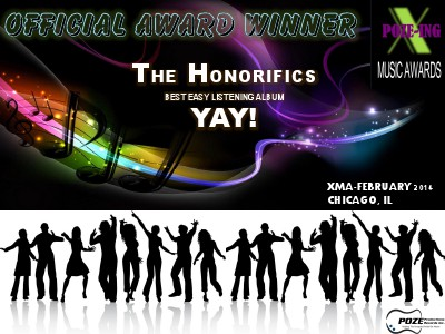 X-POZE-ING MUSIC AWARDS--FEBRUARY 2014 CERTIFICATES FEB. 2014