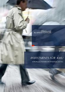 Geldgeber-Verlagssonderveröffentlichung