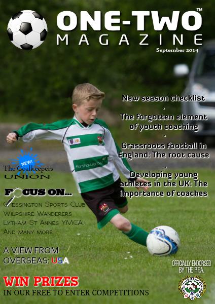 One-Two Magazine September 2014