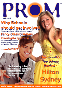 Prom Issue 1 2013
