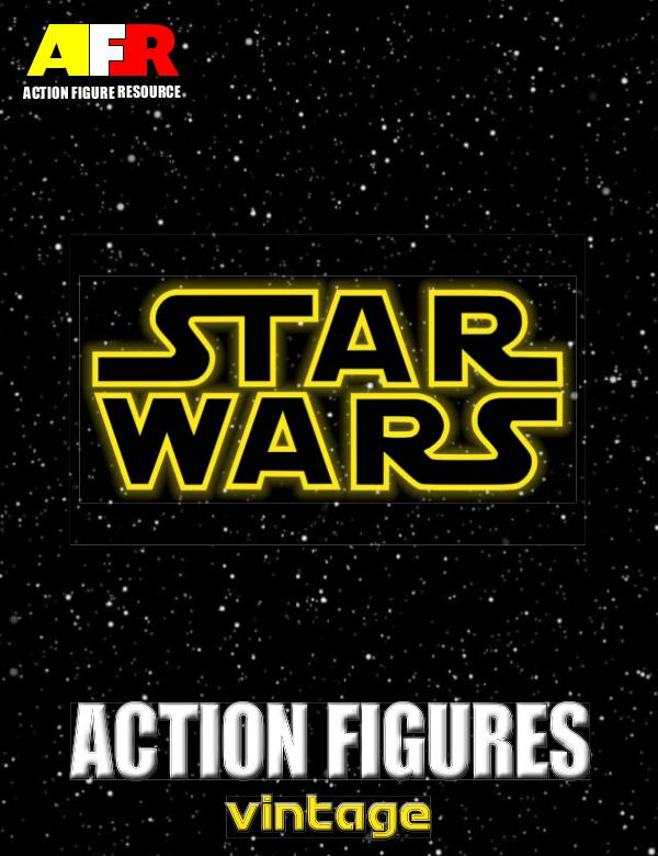 AFR Vintage Action Figure Guides Star Wars 1st ED