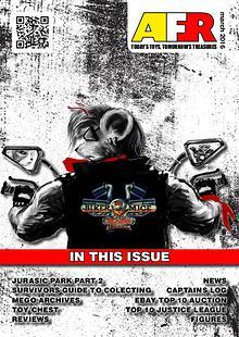 Action Figure Resource Magazine