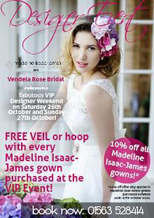 Madeline Isaac-James Designer Event