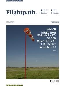 Flightpath. Sept 2013