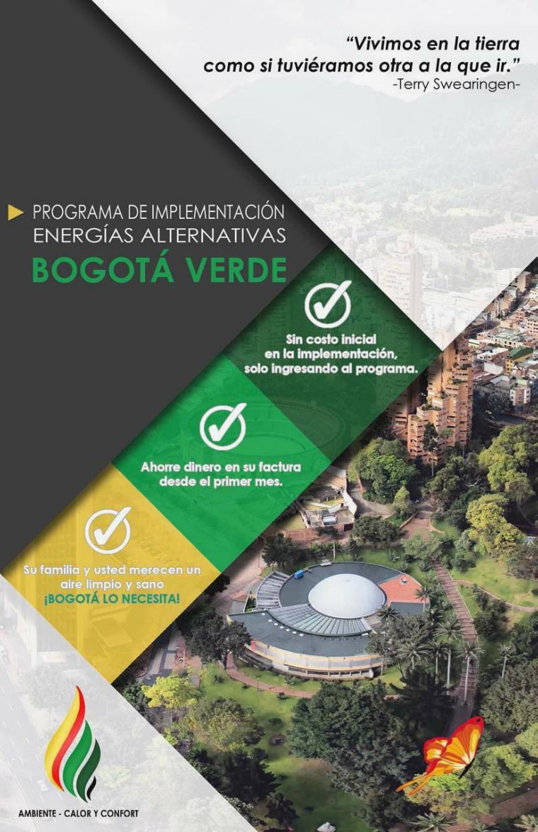 Bogotá Verde BOGOTA VERDE
