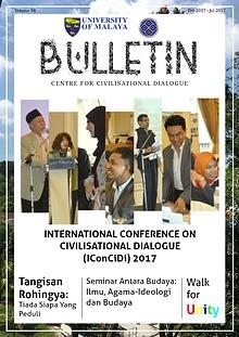 Bulletin - Centre for Civilisational Dialogue, University of Malaya
