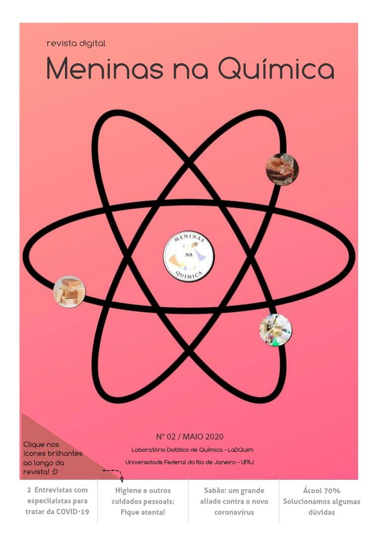 Revista Virtual - Meninas na Química n. 2. Maio de 2020 n. 2. Maio, 2020
