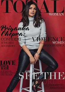 TOTAL WOMAN MAGAZINE SEPTEMBER EDITION