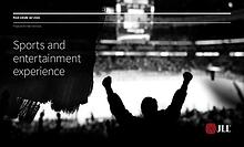 JLL Sports and Entertainment Capabilities