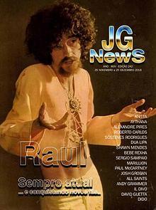 Revista JG News de Dezembro de 2018
