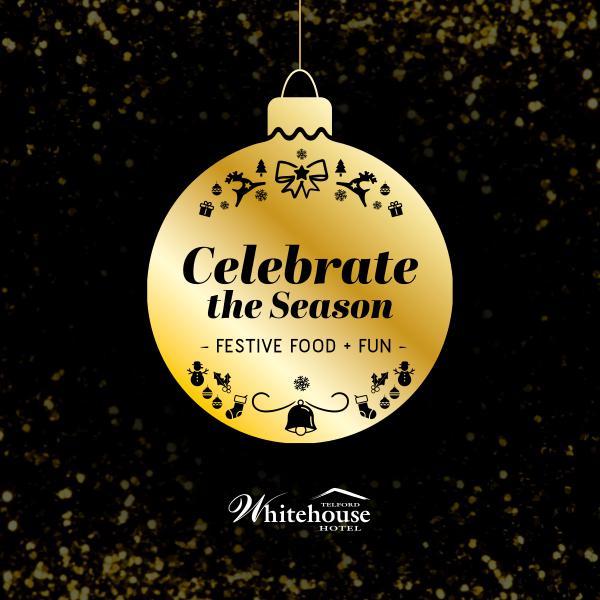 Christmas 2017 - Telford Whitehouse Christmas 2017 - Telford Whitehouse