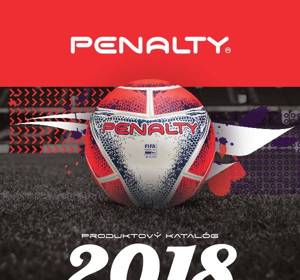 PENALTY CATALOGUE 2018 Produktový Katalóg PENALTY 2018