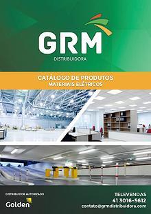 Catálogo GRM Distribuidora