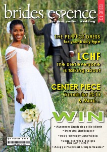 Brides Essence Magazine Nov/Dec Issue 10 2013