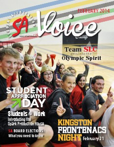 SA Voice February 2014