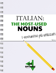 ITALIAN: The most-used words