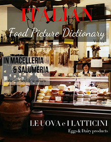 ITALIAN: Food Picture Dictionaries