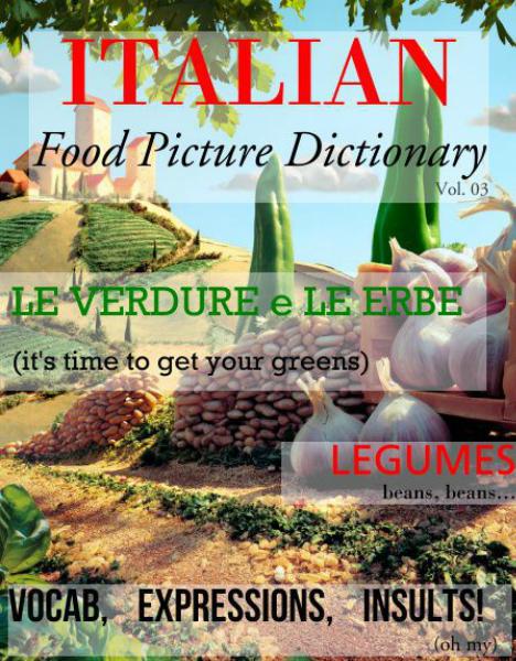 Vol. 03, Le verdure e le erbe