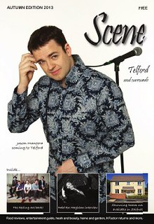 Telford Scene Magazine Autumn 2013