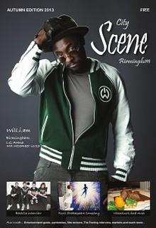 Birmingam City Scene Magazine Autumn 2013