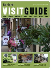 Burford Visit Guide Media Kit 2014