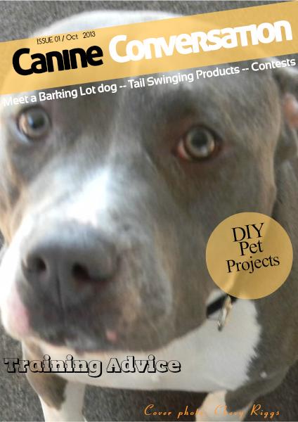 Canine Conversation Volume 1 - October 2013
