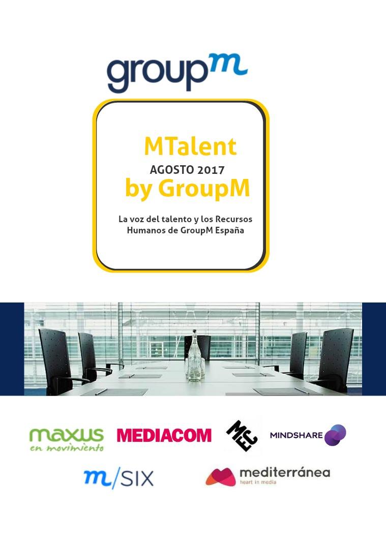 MTalent by GroupM España Número II- Julio 2017
