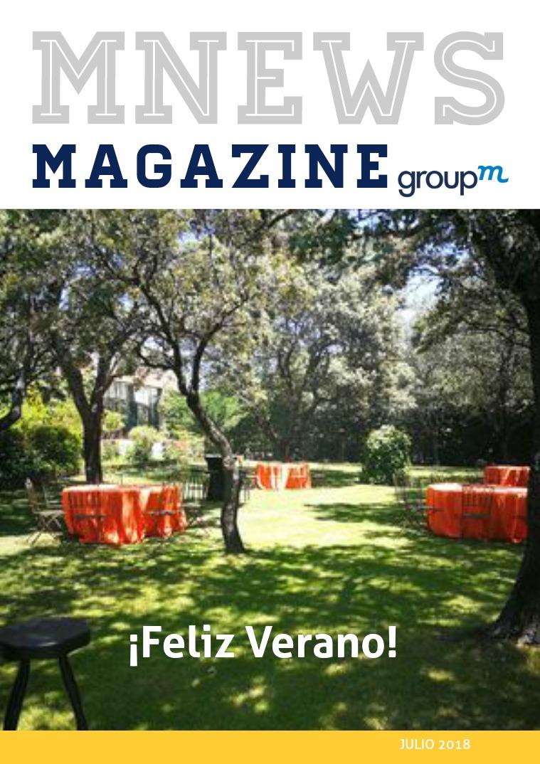 Revista Interna GroupM