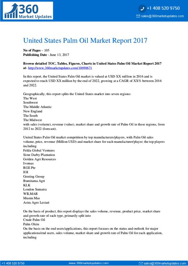 United-States-Palm-Oil-Market-Report-2017