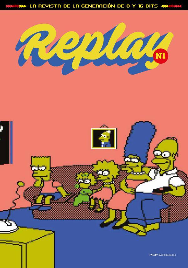 Revista Replay Nº1 · octubre 2016