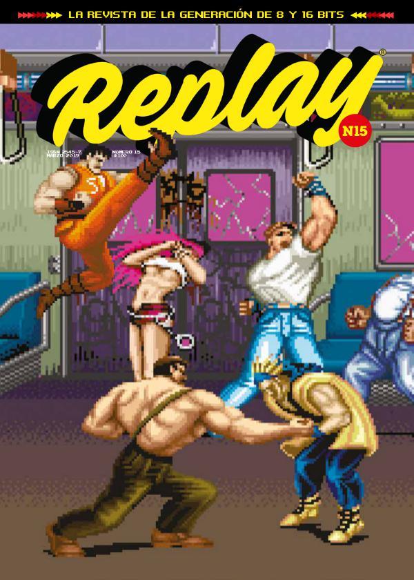 Revista Replay Nº15 · Marzo 2019