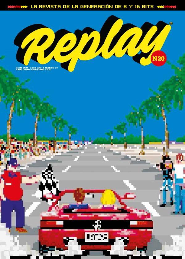 Revista Replay Nº20 · Enero 2020