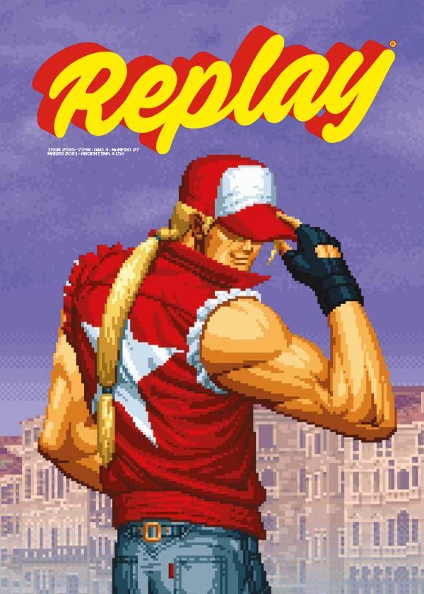 Revista Replay Nº27 · marzo 2021