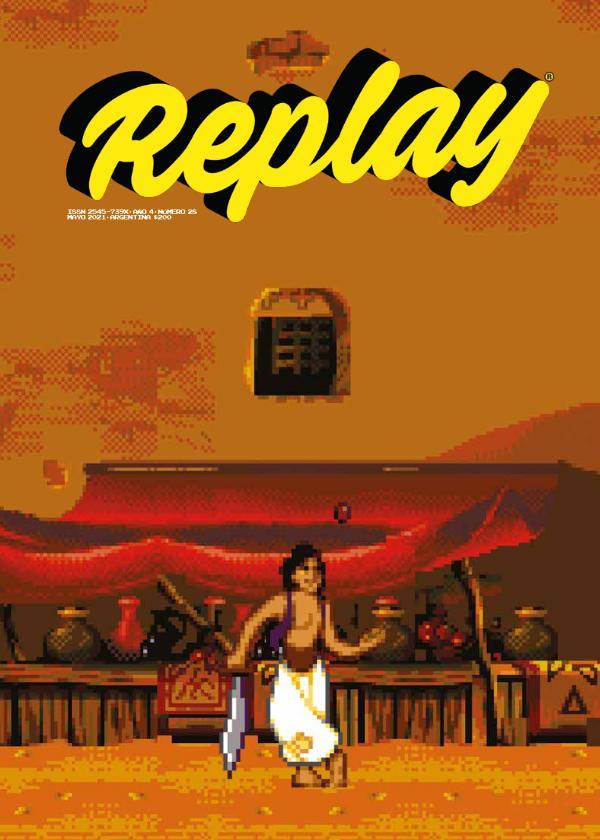 Revista Replay Nº28 · mayo 2021