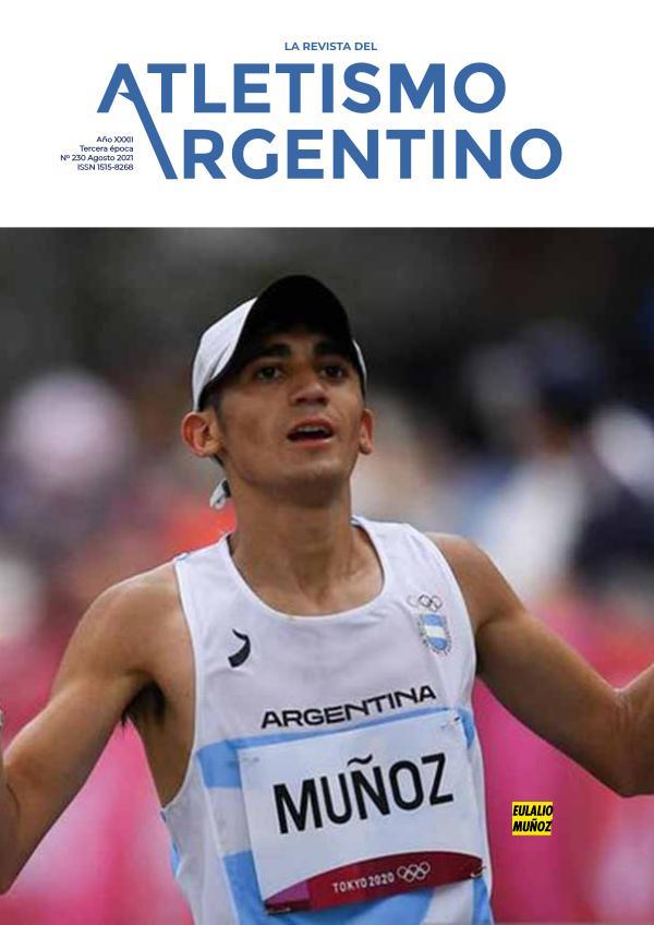 Atletismo Argentino Año XXXI Número 230 - Agosto 2021