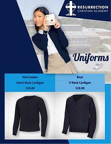 RCA Uniform Program