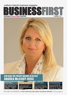 Business First Summer 2017