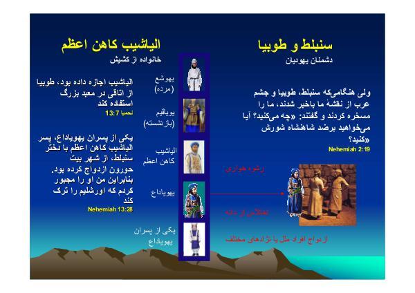 «سنبلط و طوبیا دشمنان یهودیان»