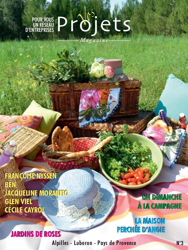 Vos Projets magazine N° 3 Vos Projets N3
