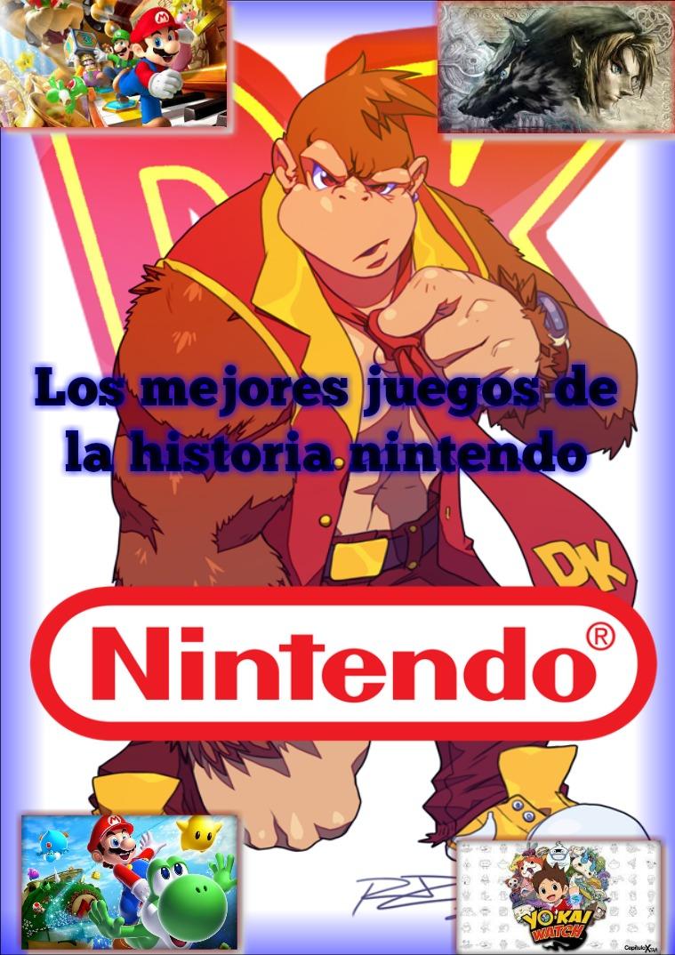 CNT mejores juegos de la historia